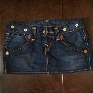 True Religion Mini Skirt 25